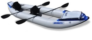 Sea Eagle Explorer Kayak 420x Pro