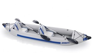 Sea Eagle Fast Track Kayak 385ft Deluxe