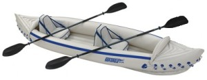 Sea Eagle Sport Kayak 370 Pro