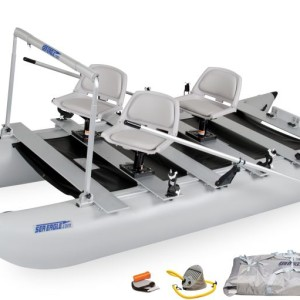 Sea Eagle 440FoldCat Pro Package
