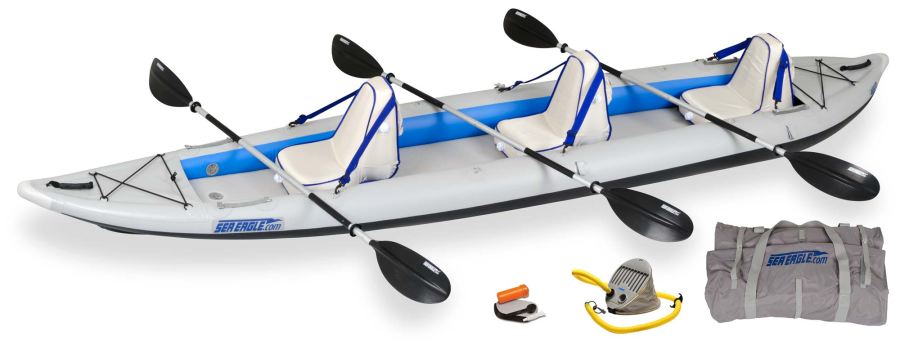 Sea Eagle 465FT FastTrack Deluxe Package