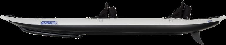 Sea Eagle FastTrack 385FT side profile