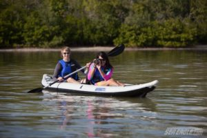 Sea Eagle FastTrack Kayak photography