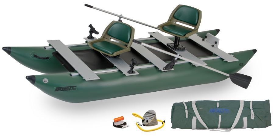 Sea Eagle 375FC FoldCat Deluxe Package