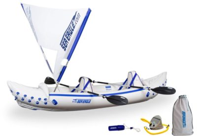 Sea Eagle SE330 Quick Sail Package