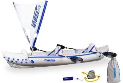 Sea Eagle SE370 Quick Sail Package