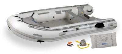 Sea Eagle 12.6SR Sport Runabout Deluxe Package - 126SRK_D