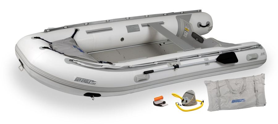 Sea Eagle 12.6SR Sport Runabout Deluxe Package
