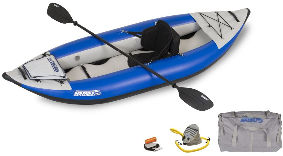 Sea Eagle 300X Explorer Kayak Pro Package