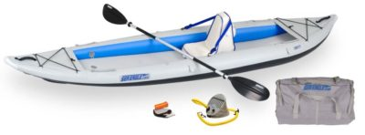 Sea Eagle 385FT FastTrack Deluxe Solo Package
