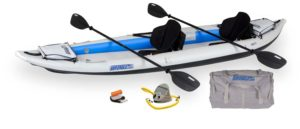 Sea Eagle 385FT FastTrack Pro Package Inflatable Kayak