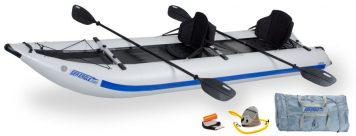 Sea Eagle 435PS PaddleSki Pro Package