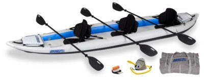 Sea Eagle 465FT FastTrack Pro Carbon Package