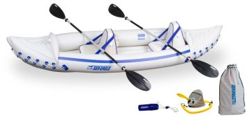 Sea Eagle SE330 Sport Kayak Pro Package