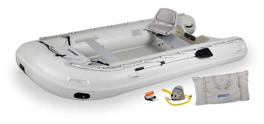 Sea Eagle 14SR Sport Runabout Swivel Seat Package - 14SRKSW