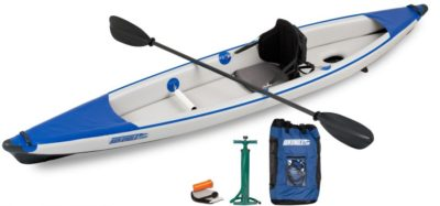Sea Eagle 393RL RazorLite Pro Carbon Package - 393RLK_PC