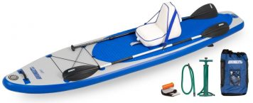 Sea Eagle LB11 LongBoard Deluxe Package
