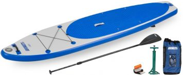 Sea Eagle LB11 LongBoard Start Up Package