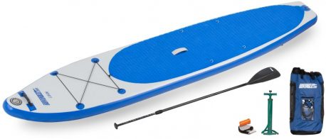 Sea Eagle LB126 LongBoard Start Up Package