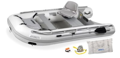 Sea Eagle 10.6SR Sport Runabout Swivel Seat Package - 106SRKSW