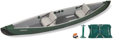 Sea Eagle TC16 Travel Canoe Basic Package - TC16K_B