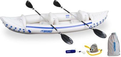 Sea Eagle Sport Kayak 370 - Deluxe Package
