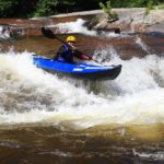 Sea Eagle Explorer Kayak Whitewater