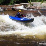 Sea Eagle Explorer Kayak Whitewater