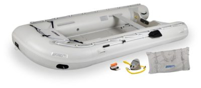 Sea Eagle 14SR Sport Runabout Deluxe Package - 14SRK_D