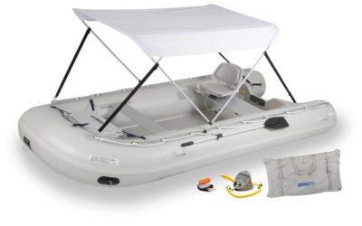 Sea Eagle 14SR Swivel Seat & Canopy Package - 14SRK_SW