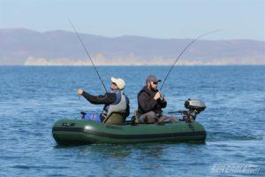 Sea Eagle Stealth Stalker 10 Fish On