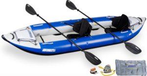 Sea Eagle 380X Explorer Kayak Pro Package Inflatable Kayak