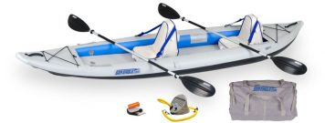 Sea Eagle 385FT FastTrack Deluxe Package