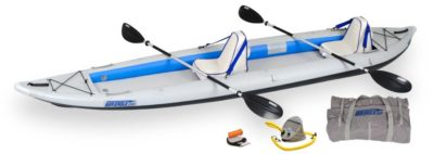 Sea Eagle 465FT FastTrack Deluxe 2 Person Package