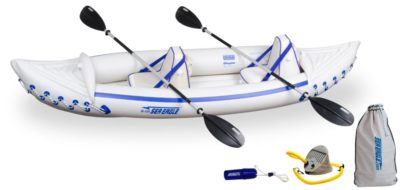 Sea Eagle SE330 Sport Kayak Pro Package