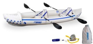 Sea Eagle SE370 Sport Kayak Pro Package Inflatable Kayak