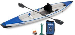 Sea Eagle 393RL RazorLite Pro Package Inflatable Kayak