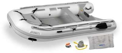 Sea Eagle 10.6SR Sport Runabout Deluxe Package - 106SRKD