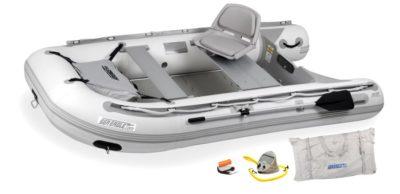Sea Eagle 10.6SR Sport Runabout Swivel Seat Package - 106SRKSW