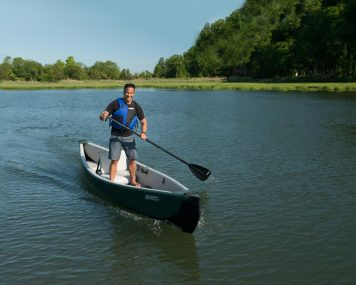Travel Canoe
